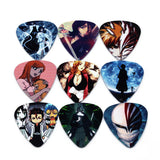 Bleach Guitar Picks - 10pcs Guitar Picks 0.71mm - AnimeBling - 1