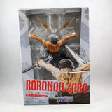 One Piece Action Figure - Roronoa Zoro Combat Pose - AnimeBling - 8
