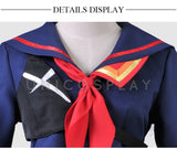 Kill la Kill Cosplay - Ryuko Matoi Navy Sailor Uniform - AnimeBling - 4