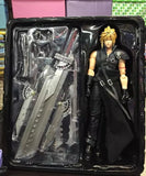 Final Fantasy Action Figure - Cloud Strife Model - AnimeBling - 5