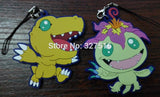 Digimon Keychain - 4 Pcs/Set - AnimeBling - 5
