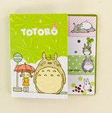 Totoro Note Pad with Sticky Notes Post It - AnimeBling - 1