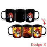Dragon Ball Z Mug - Heat Reactive Color Changing Mug - AnimeBling - 3