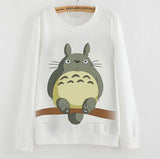 Totoro Sweatshirt - 6 Different Styles - AnimeBling - 3