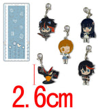 Kill la Kill Keychain - 5 Pcs/Set - AnimeBling - 3