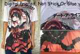 Black Rock Shooter Shirt - Mato Kuroi - AnimeBling - 7