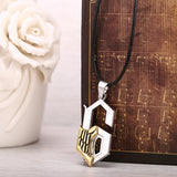 Bleach Necklace - Espada 6 Grimmjow Pendant - AnimeBling - 3