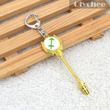 Fairy Tail Lucy Keys - Constellation Keychains - AnimeBling - 3