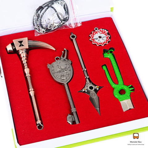 The Seven Deadly Sins - Weapons Set Collection - AnimeBling - 1