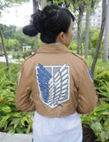Attack on Titan Cosplay - Survey Corps Jacket - AnimeBling - 8