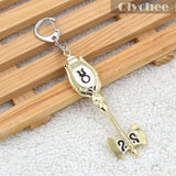 Fairy Tail Lucy Keys - Constellation Keychains - AnimeBling - 7
