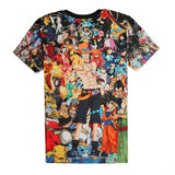 The Ultimate 3D Anime T-Shirt - AnimeBling - 2