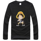 One Piece Shirts - Long Sleeve (9 Design Styles) - AnimeBling - 13