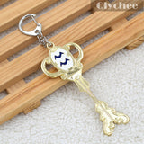 Fairy Tail Lucy Keys - Constellation Keychains - AnimeBling - 12