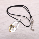 Bleach Necklace - Espada 6 Grimmjow Pendant - AnimeBling - 6