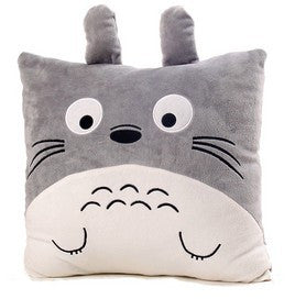 Totoro Cushion - 3D Plush Pillow Cushion - AnimeBling - 1