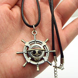 One Piece Necklace - Skull Pendant - AnimeBling - 3
