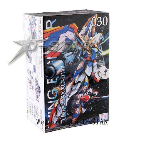 Gundam Wing Fighter - Model Assembly Kit - AnimeBling - 1