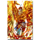 "Digimon Poster - Room Decor 13""x20"" - AnimeBling - 1"