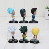 Hunter X Hunter Figures - 6 Pcs/Set - AnimeBling - 2