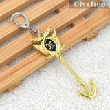Fairy Tail Lucy Keys - Constellation Keychains - AnimeBling - 11