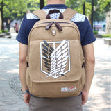 Attack on Titan Backpack - AnimeBling - 5