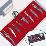 Final Fantasy Swords - 8 Pcs/Set - AnimeBling - 5