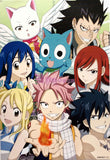 Fairy Tail Posters - A3 Different Designs,  8 Pcs/Set - AnimeBling - 3