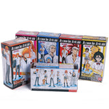 Bleach Figures 8 Pc/Set - Ichigo, Renji, Rukia & More - AnimeBling - 3