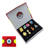 Pokemon Badges Collection - Gym Badges with Case - AnimeBling - 4