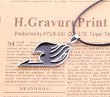 Fairy Tail Necklace - Fairy Tail Guild Symbol - AnimeBling - 6