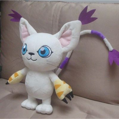 Digimon Plush - Tailmon Stuffed Toy - AnimeBling - 1