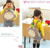 Totoro Backpack - Soft Plush Totoro Bag - AnimeBling - 6