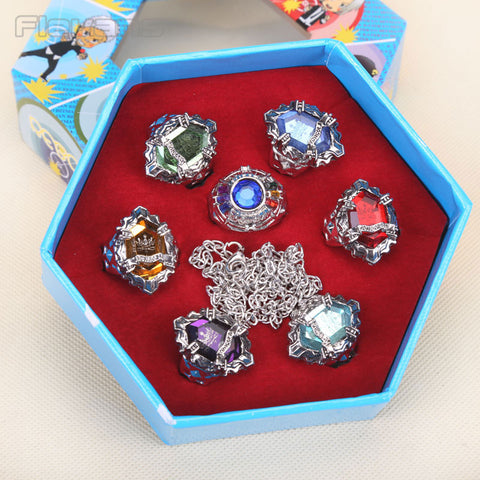 Katekyo Hitman Reborn Cosplay - Vongola Rings Set - AnimeBling - 2