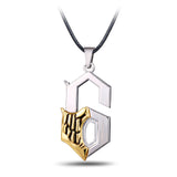 Bleach Necklace - Espada 6 Grimmjow Pendant - AnimeBling - 1