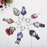 Tokyo Ghoul Keychain - 8 Pcs/Set Keychains - AnimeBling - 1