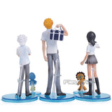 Bleach Figures 8 Pc/Set - Ichigo, Renji, Rukia & More - AnimeBling - 4