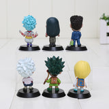 Hunter X Hunter Figures - 6 Pcs/Set - AnimeBling - 3