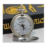Fullmetal Alchemist Box Set - Pocket Watch + Necklace + Ring - AnimeBling - 4