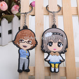 Tokyo Ghoul Keychain - 8 Pcs/Set Keychains - AnimeBling - 2
