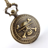 One Piece Pocket Watch - Quartz Movement Fob Watch - AnimeBling - 6