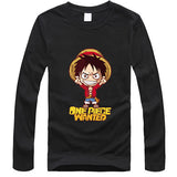 One Piece Shirts - Long Sleeve (9 Design Styles) - AnimeBling - 10