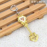 Fairy Tail Lucy Keys - Constellation Keychains - AnimeBling - 8