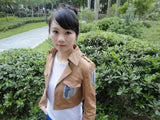Attack on Titan Cosplay - Survey Corps Jacket - AnimeBling - 6