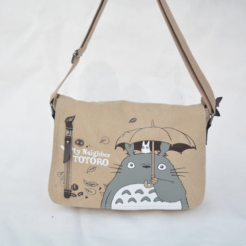 Totoro Messenger Bag - Shoulder Sling - AnimeBling - 1