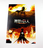 Attack on Titan Posters - 8 Pcs/Set - AnimeBling - 7