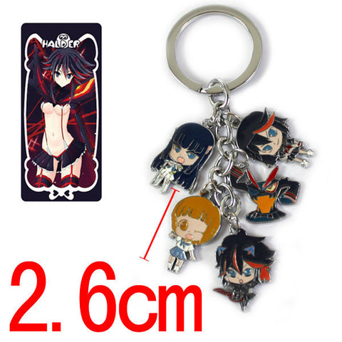 Kill la Kill Keychain - 5 Pcs/Set - AnimeBling - 4