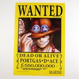 One Piece Posters - 11 Pcs/Set Wanted Posters - AnimeBling - 3