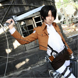 Attack on Titan Cosplay - Survey Corps Jacket - AnimeBling - 10