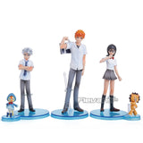 Bleach Figures 8 Pc/Set - Ichigo, Renji, Rukia & More - AnimeBling - 5